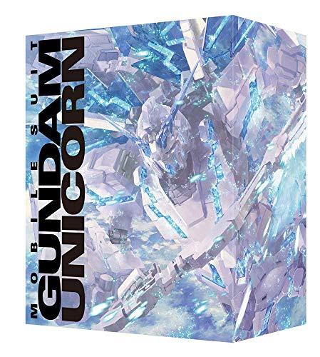 機動戦士ガンダムUC Blu-ray BOX Complete Edition (RG 1/144 ユニコーンガンダム ペルフェクティビリティ ...