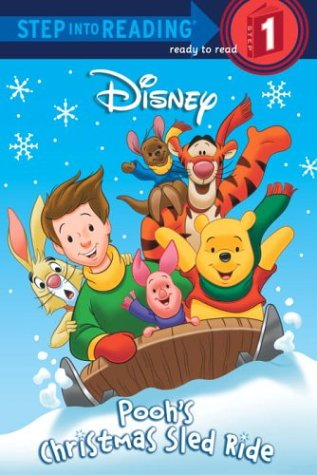 Pooh's Christmas Sled Ride (Step into Reading)の詳細を見る