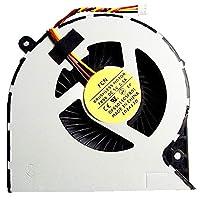 3ピンバージョン1 CPU冷却ファンRangale 適合機種: 東芝Satellite C850 C855 C870 C875 L850 L870 L870D L875 L875Dシリーズ ノートパソコン MG62090V1-Q030-S99 MF60090V1-C450-G99。