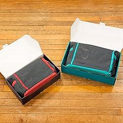 UPQ Bag BP02 mini/BG (ブルー・バイ・グリーン)