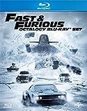 ワイルド・スピード オクタロジー Blu-ray SET<初回生産限定>[GNXF-2277][Blu-ray/ブルーレイ]