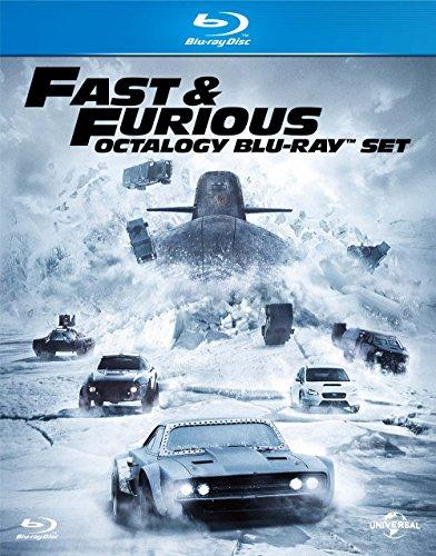 ワイルド・スピード オクタロジー Blu-ray SET<初回生...[Blu-ray/ブルーレイ]