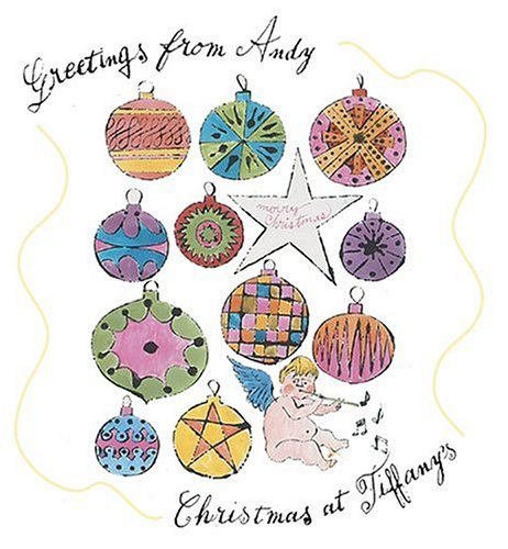 Greetings from Andy: Christmas at Tiffany'sの詳細を見る