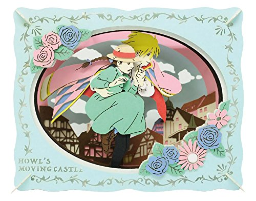 Ensky Paper Theater Ensky Studio Ghibli Porco Rosso Savoia S.21F Animation Art & Characters
