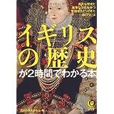 イギリスの歴史が2時間でわかる本 (KAWADE夢文庫)