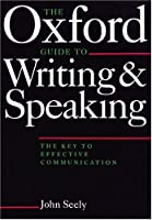 Oxford Guide to Writing and Speaking