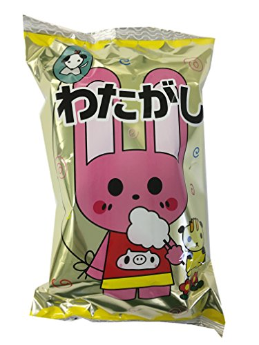 太田屋製菓 おさんぽわたがし 1個×10袋