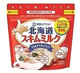 雪印メグミルク 北海道スキムミルクガゼット200g