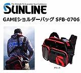 サンライン(SUNLINE) サンライン・GAMEショルダーバッグ SFB-0706-B ブラック