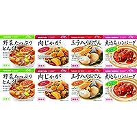 非常食おかずセット 東和食彩 備蓄用惣菜4種×2
