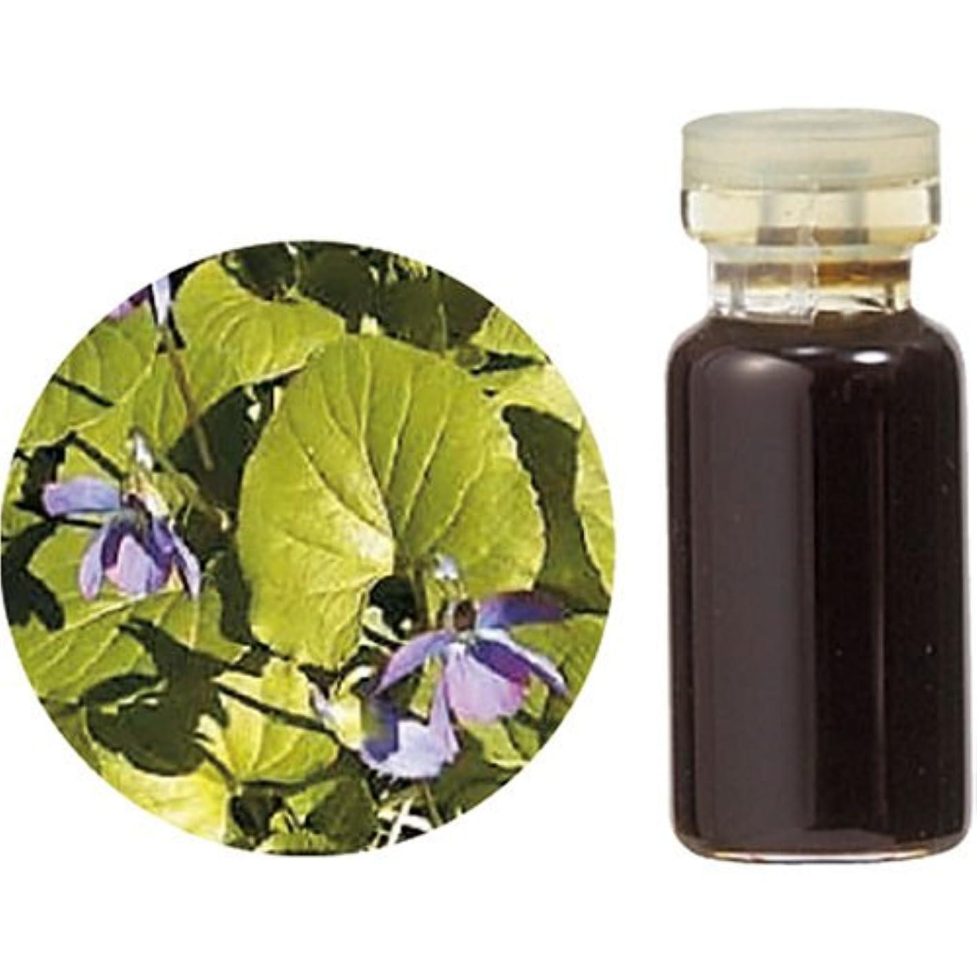 グリース味付け対処生活の木 C 花精油 バイオレット リーフ アブソリュート エッセンシャルオイル 3ml