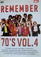 Remember 70's Vol 4 [DVD]