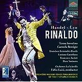 ヘンデル:歌劇《リナルド》 レーオによる1718年ナポリ版