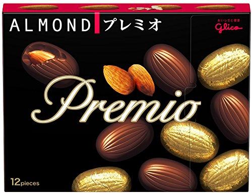 江崎グリコ アーモンドプレミオ 12粒×10個