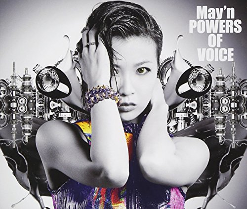 May& 039 n/10th Anniversary BEST ALBUM POWERS OF VOICE