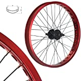 stars-cirle BMXバイクホイールホイールセットオーバーサイズ20インチ