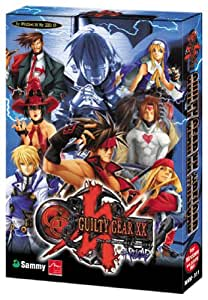 GUILTY GEAR XX # RELOAD THE MIDNIGHT CARNIVAL