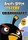Angry birds : Mon livre de gribouillages