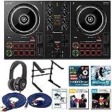【13大特典】Pioneer DJ パイオニア/DDJ-200 激安初心者Cセット