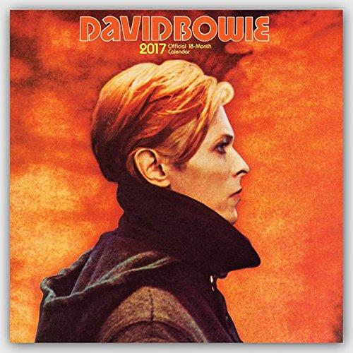 David Bowie 2017 Calendar (Square Wall)