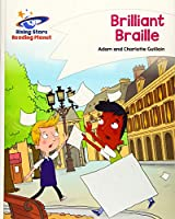 Reading Planet - Brilliant Braille - White: Comet Street Kids (Rising Stars Reading Planet)