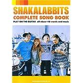SHAKALABBITS[シャカラビッツ]ギター弾き語り全曲集 (オール・アバウト)
