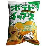 創健社 ポテトチップス(化学調味料不使用) うす塩味 60g