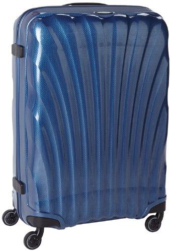 [サムソナイト] スーツケース COSMOLITE コスモライト スピナー 75 無料預入受託サイズ  保証付 94.0L 75cm 2.8kg V22*11104 11 ダークブルー