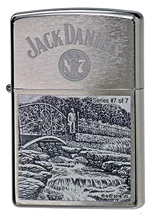 効果的紳士気取りの、きざなただ【ZIPPO】 ジッポーライター オイル ライター Jack Daniel's ジャックダニエル LYNCHBURG SCENES No.7 #29179 蒸留所の情景シリーズ