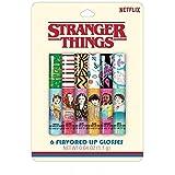 Taste Beauty Stranger Things Lip Gloss set (6 pack)