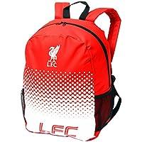 Liverpool FC Official Fade Crest Design Backpack