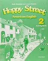 American Happy Street 2: Activity Book