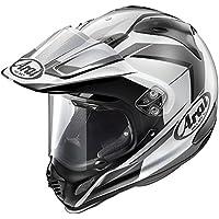 アライ(ARAI) バイクヘルメット オフロード ツアークロス3 フレア(FLARE) シルバー 55-56CM