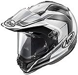 アライ(ARAI) バイクヘルメット オフロード ツアークロス3 フレア(FLARE) シルバー 61-62CM