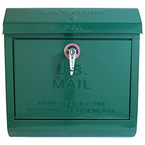 RoomClip商品情報 - ART WORK STUDIO U.S. Mail box (ユーエスメールボックス) TK-2075 グリーン