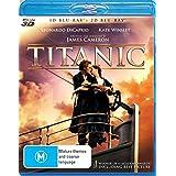 TITANIC(2012VERSION)(3D/2D BLU-RAY)(4 DISC)