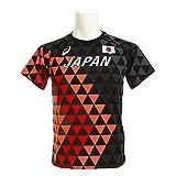 世界陸上 2017 限定モデル アシックス(asics) 日本代表オーセンティックTシャツ A17B00 (M)