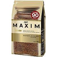 AGF マキシム インスタントコーヒー袋 180g