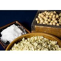 手作り味噌セット(中辛)(約6kg・マルカワみそ自然栽培大豆と天然麹白米タイプ)