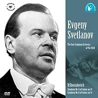スヴェトラーノフ/ショスタコーヴィチ:交響曲第5番、第6番 [DVD]