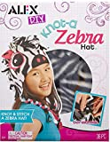 Knot a Zebra Hat