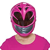 Pink Power Ranger Movie Mask, One Size