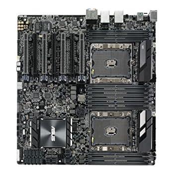 Asus WS c621eセージExtreme電源インテルXeonプロセッサーワークステーションマザーボードCPUパフォーマンスの双方向の
