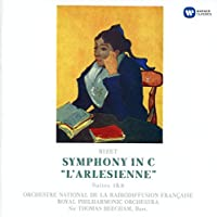 Bizet: Symphony in C/L'Arlesienne (2008-01-13)