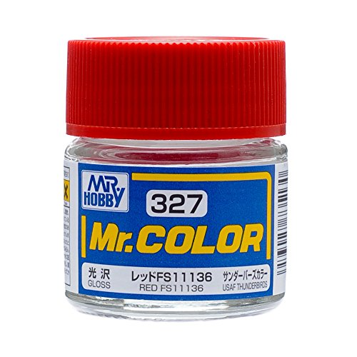 GSIクレオス Mr.カラー C327 レッドFS11136 光沢