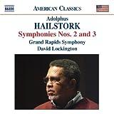 ヘイルストーク:交響曲第2番