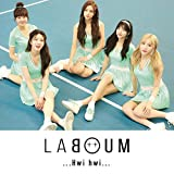Sugar Pop♪LABOUMのCDジャケット