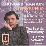 Hanson:Symphonies No. 1 and 2