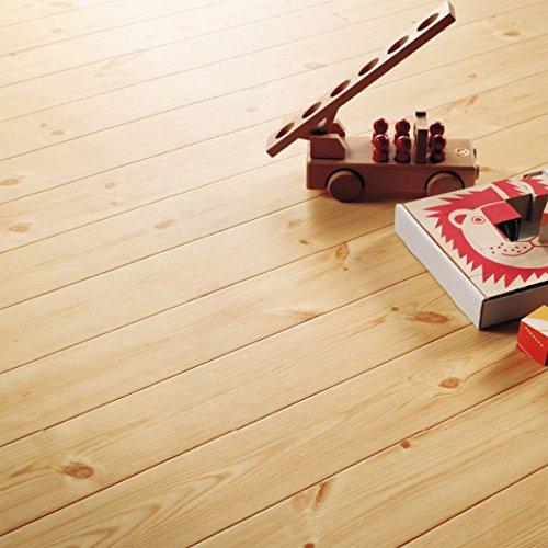 シンコール 住宅用クッションフロア Ponleum 木目 ウッド調 パイン ( 巾1.8m 長さ1m x ご注文数) 型番: E61...