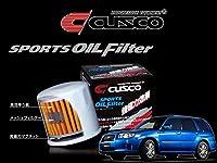 [CUSCO]SG5_SG9 フォレスター用スポーツオイルフィルター(エレメント)【00B 001 C】